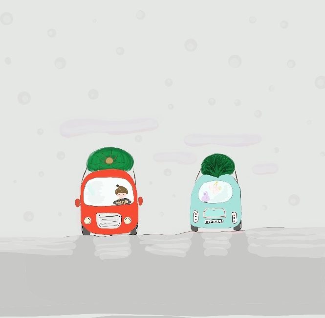 Christmastraffic