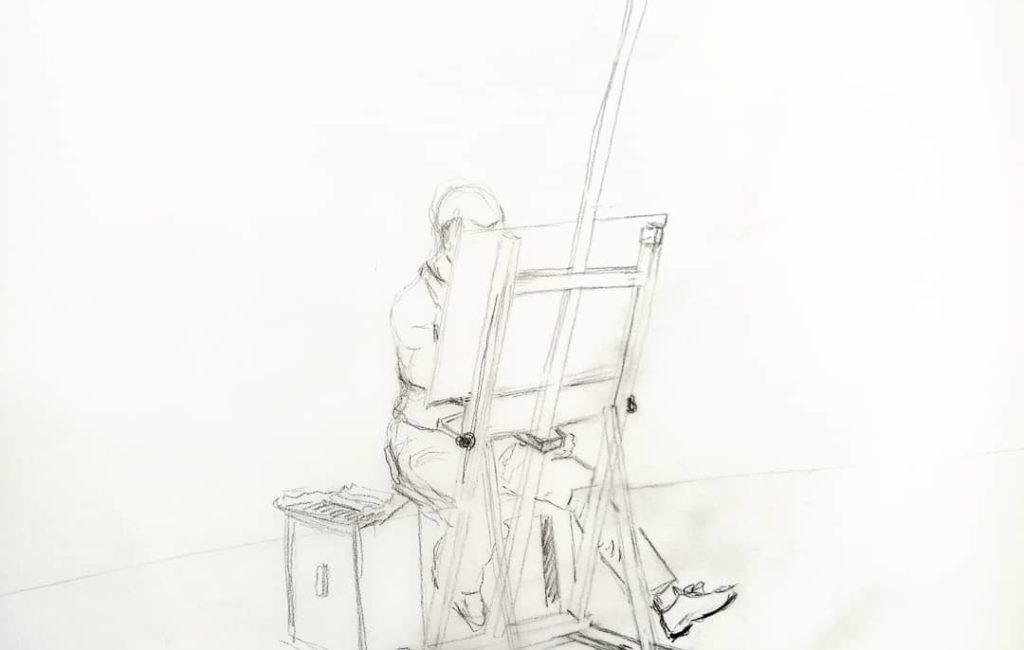 At Drawing Class II