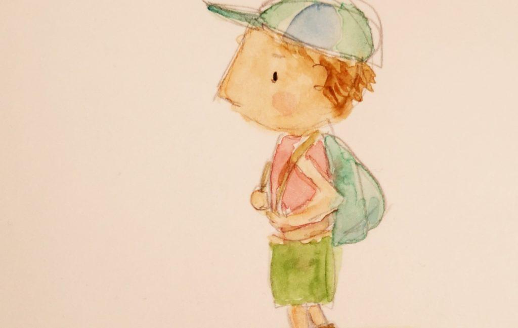 Maxerl mit Kappe