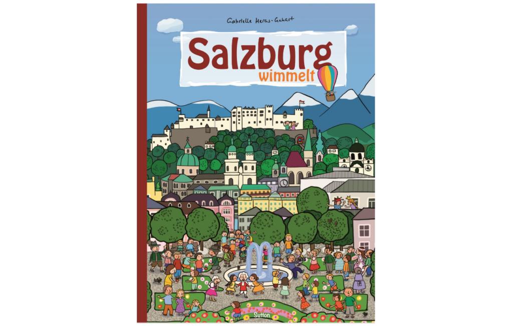 Salzburg wimmelt